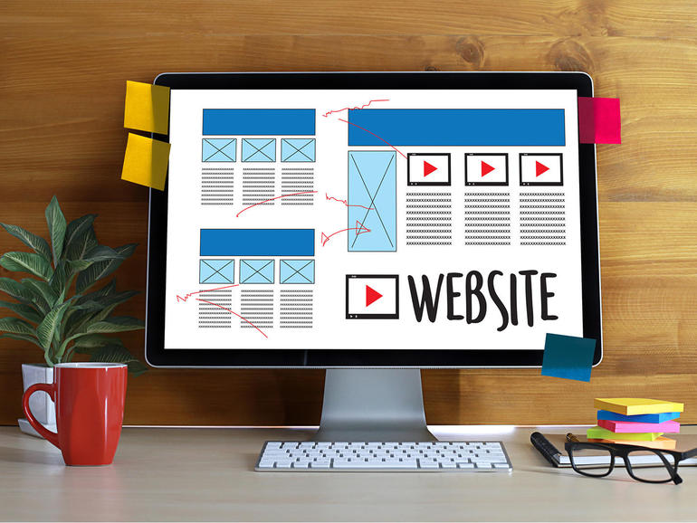 Various Elements of Web Design and Development