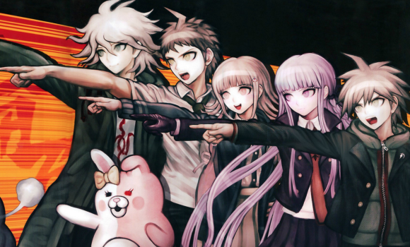 danganronpa quiz